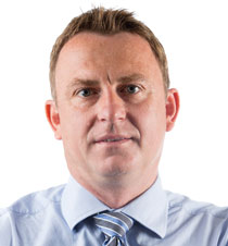 Introducing Damian Collett - Managing Director